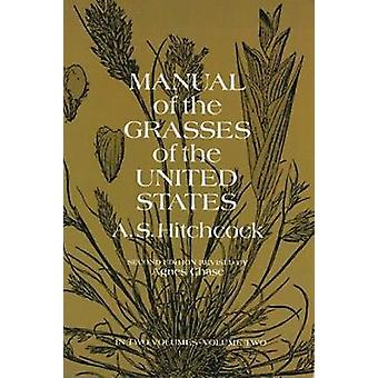 アメリカの草のマニュアル 第2巻 A ヒッチコック U S 農業部