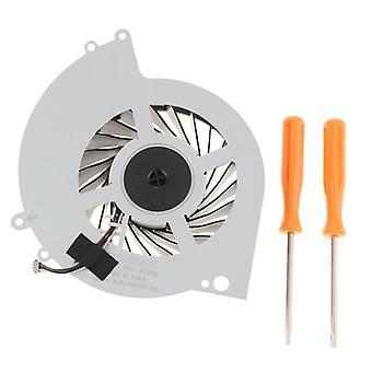 Ventilador de refrigerador de resfriamento interno,série Um Console com Kit de Ferramentas.