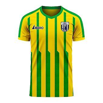 Albion 2020-2021 Away Concept Football Kit (Libero) - Adult Long Sleeve