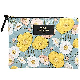 Wouf Alicia Zipper Large Pouch