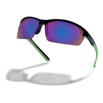 Højere tilstand halv ramme køre solbriller - AW21