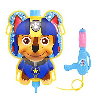 Paw Patrol Chase Backpack Squirt Water Gun For Boys & Girls