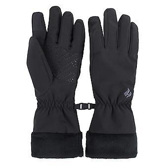 Damen weiche Schale wasserdichte windfeste Handschuhe