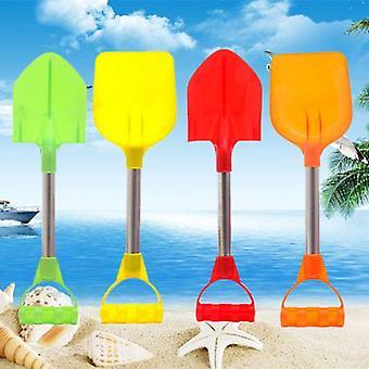 Crianças Summer Beach Toy, Crianças ao ar livre Cavando Pás de Areia, Brincar De Areia Ferramenta,