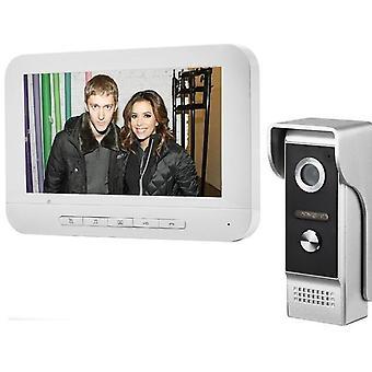 Telefon HD Camera System Video Door Intrare Panel Interfoane