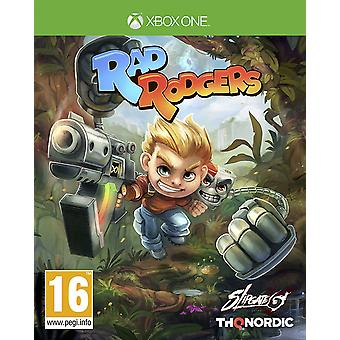 Rad Rodgers World One Xbox One Game