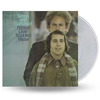 Simon & Garfunkel - Bridge Over Troubled Water Clear Vinyl