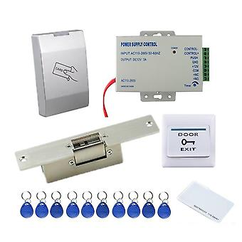 Cititor de carduri RFID pentru sistemul de control al accesului la apartament cu o singură ușă