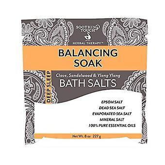 Soothing Touch Bath Salt, Balancing 8 Oz