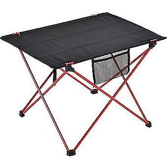 Tavolo pieghevole all'aperto Sedia pieghevole campeggio arrampicata arrampicata picnic fishin portatile (scrivania
