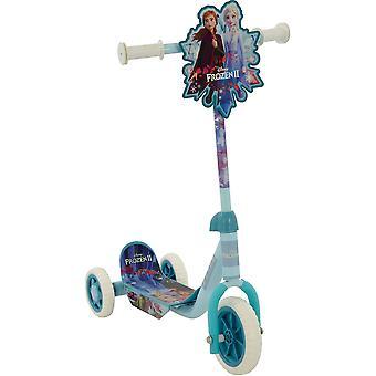 Frozen 2 Deluxe Tri Scooter