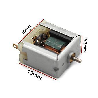 Dc 3v Mikro DC Motor quadratischer Mikromotor für DIY Experiment Spielzeug