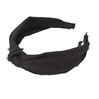 3PCS  Non-slip Resilience Retro Solid Wide Headband Hair Band Hair Hoop Bezel Women Girls Hairbands