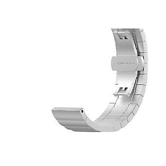 حزام الفولاذ المقاوم للصدأ الذكية ووتش باند لهواوي gt3 -SILVER