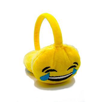 Glad Smiley öronmuffar