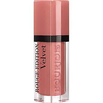 Bourjois Paris Rouge Edition Velvet Lipstick 7.7ml - 28 Chocopink