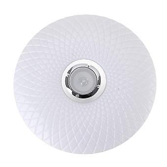 60W Smart LED Deckenleuchte RGB Bluetooth Musik Lautsprecher Dimmbare Lampe APP Fernbedienung