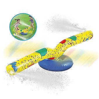الاطفال الرش وسادة حصيرة الأطفال الصيف في الهواء الطلق تدور المياه سبلاش لعب حصيرة