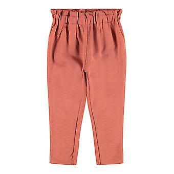 Name-it Chicas Pantalones de Sudor Nala Etrusco Rojo