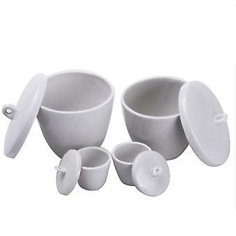 Keramický porcelánový téglik s krytom