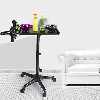 Hairdresser Beauty Trolley Cart Hair Styling Equipment Holder Stand For Salon