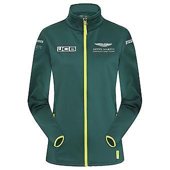 2021 Aston Martin Official Team Softshell (Womens)