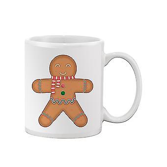 Gingerbread Man Mug -SPIdeals Designs