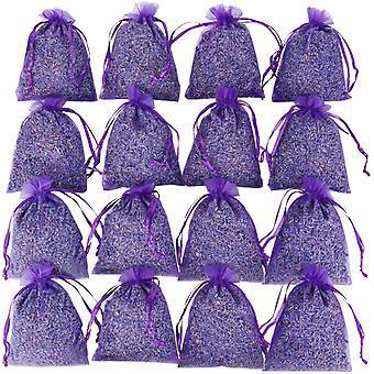 Lavendelbeutel Natürliche getrocknete Blüten Getrocknete Lavendelbeutel