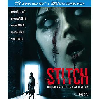 Stitch [BLU-RAY] USA import
