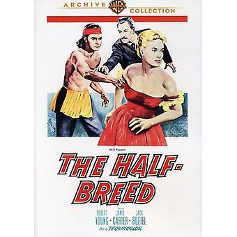 Import USA Half-Breed [DVD]
