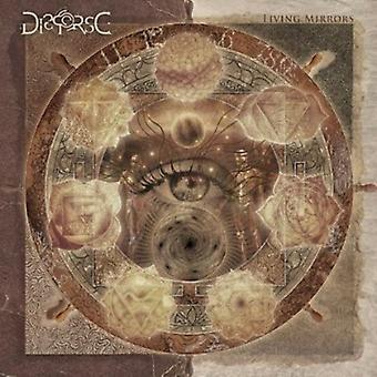 Disperse - Living Mirrors [CD] USA import