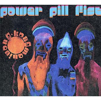 Power Pill Fist - Kongmanivong [CD] USA import
