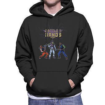 Battle Of The Bands Eternia Skeletor Men's Hooded Sweatshirt