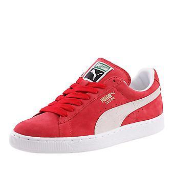 Puma Suede Classic Team Regal Redwhite 35263405 universele alle jaar mannen schoenen