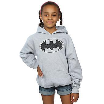 DC Comics niñas Batman color Logo Hoodie