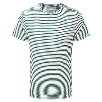 Craghoppers Herren Bernard Short Sleeve Stripe Sommer T-Shirt