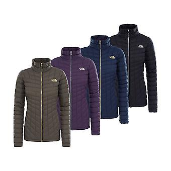 De North Face Ladies Thermoball Jacket.