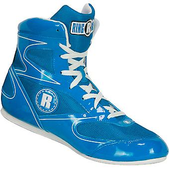 Ringside Lo-Top Diablo Boxing Shoes - Blue