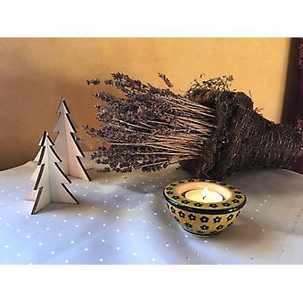 Kerzenständer / Teelichthalter, Ø 8,5 cm, 4 cm hoch, Tradition 20, BSN 7454