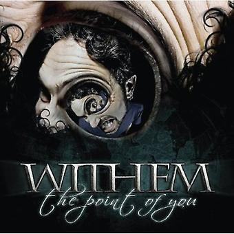 Withem - Point of You [CD] USA import