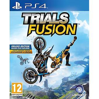 Trials Fusion (PS4)-nieuw