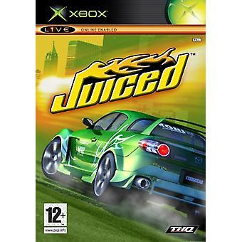Juiced (Xbox) - Nowy