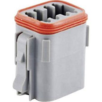 AMPHENOL AT06 08SA bullet conector soclu, Straight Series (conectori): la numărul total de pini: 8 1 buc (i)