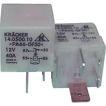 Kräcker 14.0500.10 Automotive relay 12 Vdc 15 A 1 maker