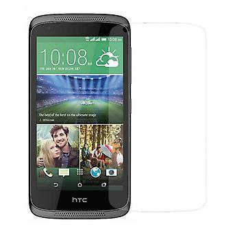 HTC desire 526 G pantalla protector 9 H laminado tanque protección vidrio templado vidrio