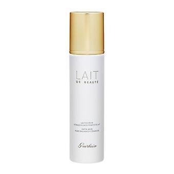 Guerlain Lait De Beaute Satin Milk Pure Radiance Cleanser 6.7oz / 200ml