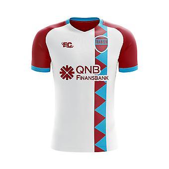 2018-2019 Trabzonspor Fans Culture Away Concept Shirt - Kids