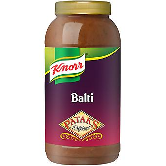 Knorr Patak's Balti sauce