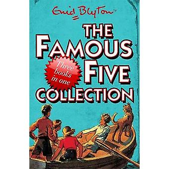 The Famous Five Collection 1 - Books 1-3 by Enid Blyton - 978144491058