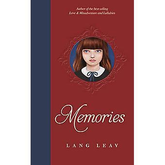 Memories by Lang Leav - 9781449472399 Book
